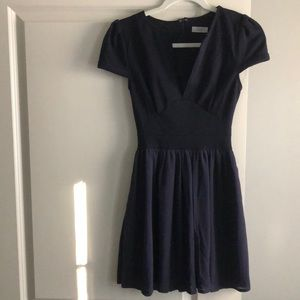TOBI Navy Dress